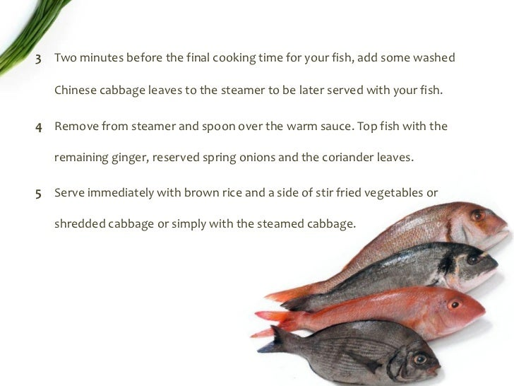 5 easy ways to cook steamed fish with chinese inspired for The fish 95 5