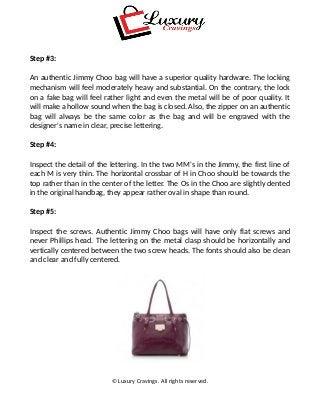 f52021e6b00 5 easy ways to spot a fake jimmy choo bag
