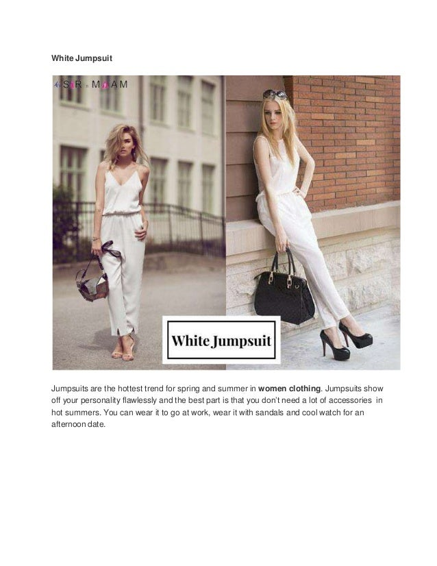 5279a5308e24 5 Easy Ways To Wear White Summer Fashion Trend!!