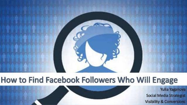 Yulia Yaganova Social Media Strategist Visibility & Conversions