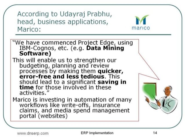 erp implementation case study in india Lg as a case study of a successful enterprise resource planning system by shobhit given the large and distributed scale of erp system implementation.
