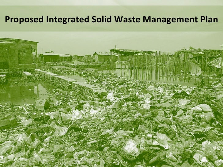 5e Consulting Solid Waste Management India