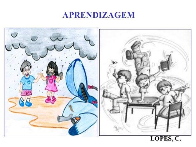 APRENDIZAGEM               LOPES, C.
