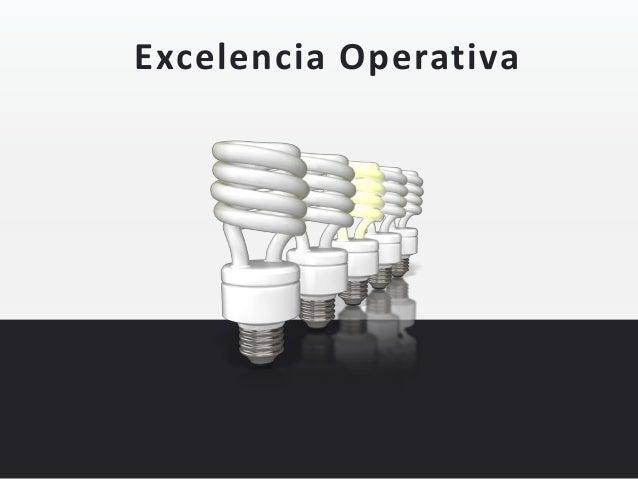 Excelencia Operativa