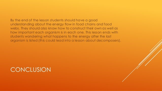 one thing to do about food essay
