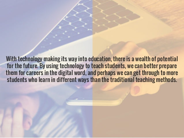 emerging trends in education pdf