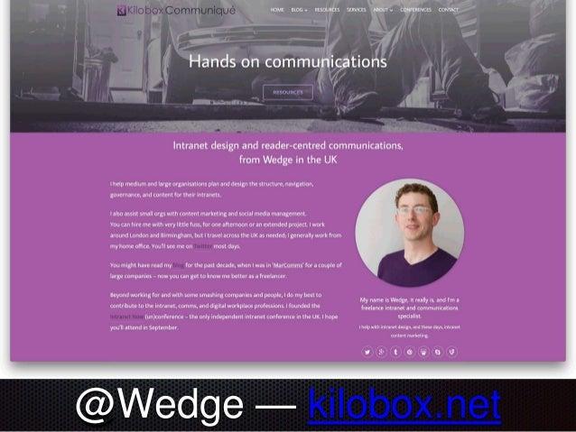 @Wedge — kilobox.net