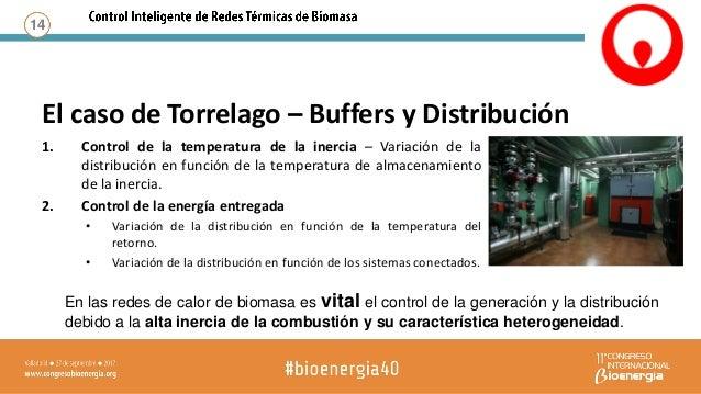 15 El caso de Torrelago – Búffers y Distribución