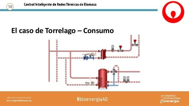 El caso de Torrelago – Consumo Calefacción 19 Existe una temperatura superior (o de diseño), que es la que utilizamos para...