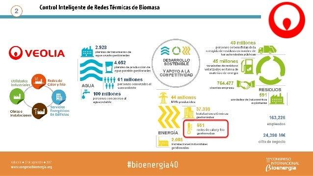 - Redes de calor con biomasa 3 Red Municipal de Orozco Ecoenergies - Barcelona Biocen - Burgos Vidal - Murcia Hospital de ...
