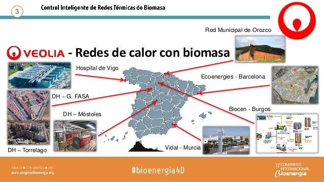 El Hubgrade • Centro de Control de Veolia • Dispone de 3 sedes (Madrid, Bilbao y Barcelona) 4 • Procedimientos y metodolog...