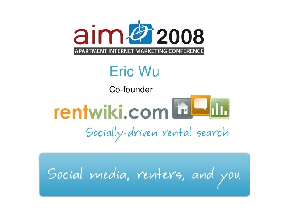 Eric Wu Co-founder