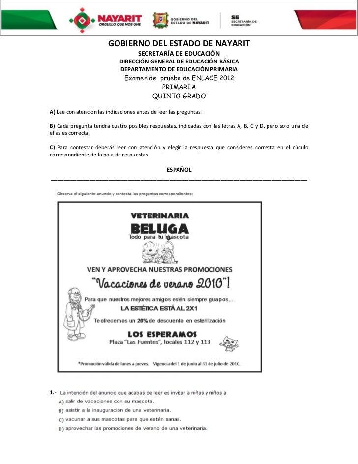 GOBIERNO DEL ESTADO DE NAYARIT                                     SECRETARÍA DE EDUCACIÓN                             DIR...