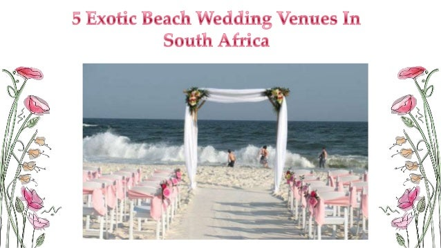 wedding ideas in south africa 5 wedding venues in south africa 27985