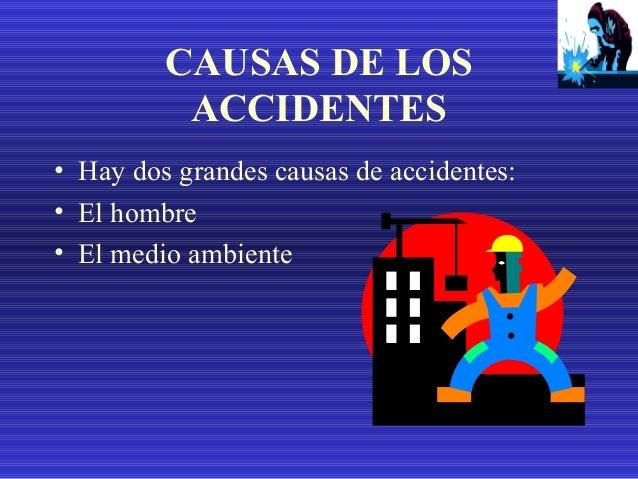 ACTOS INSEGUROS • Se refiere a la violación de un procedimiento aceptado como seguro. • Mal uso de los elelmentos de prote...