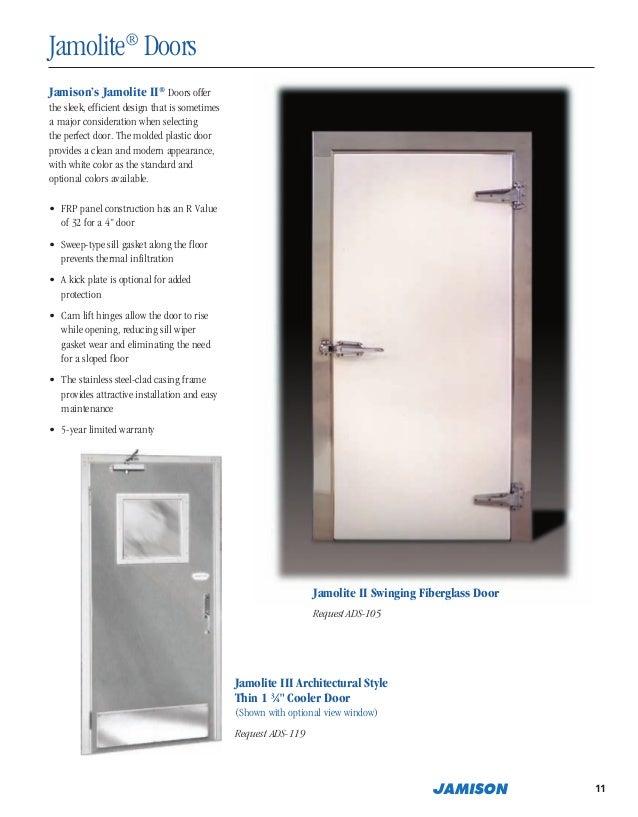 ... 13. 11 Jamolite® Doors Jamisonu0027s ...  sc 1 st  SlideShare & Jamison Door Company Catalog