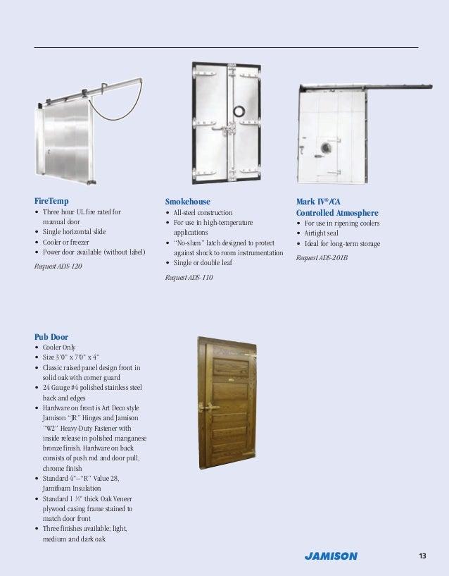 Jamison Door Latches & [Jamison Cold Storage Door Co ] Jamison Hinge