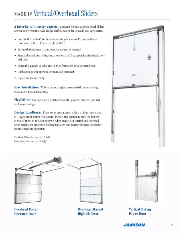 ... 9.  sc 1 st  SlideShare & Jamison Door Company Catalog