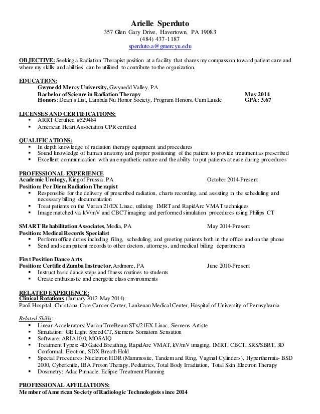 arielle resume