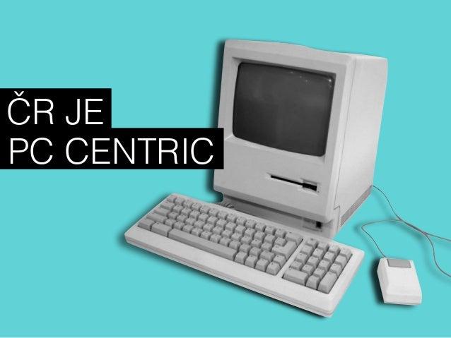 ČR JE  PC CENTRIC