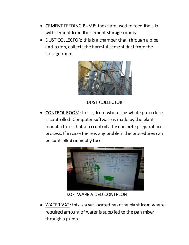 PILE-CAP & Batching plant