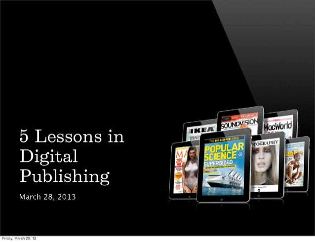 5 Facts to Think About Digital Publishing as a Part of Your Digital Marketing Campaign - EBriks Infotech