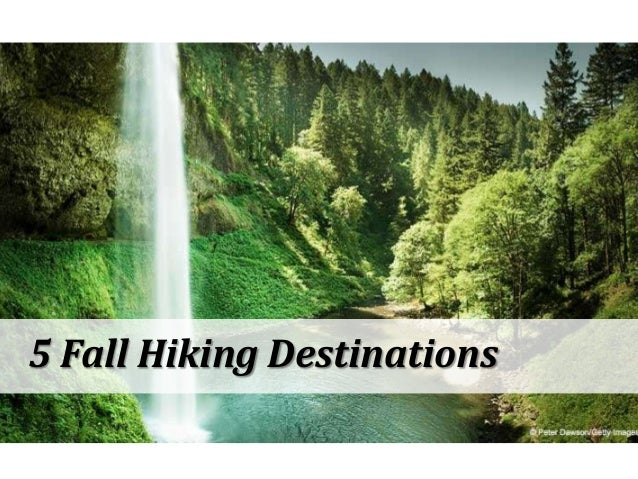 5 Fall Hiking Destinations