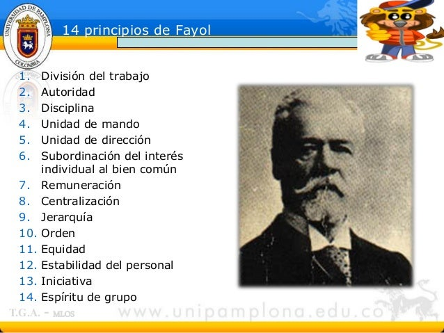 henry fayol quotes