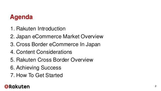 Reaching 100 Million Japanese Shoppers on Rakuten Ichiba Slide 2