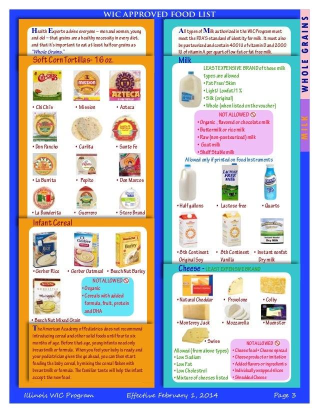 Wic Organic Food