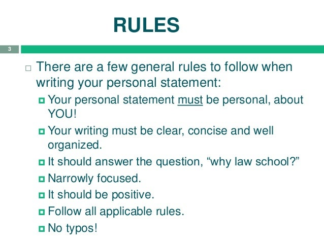 writing a good law school essay Follow application instructions about the personal statement very closely don't  exceed the length requested by the law school a good plan is to write a generic .