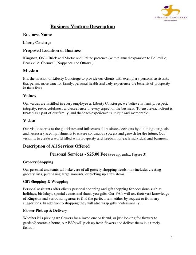 Business plan final draft - Business plan for web design company ...