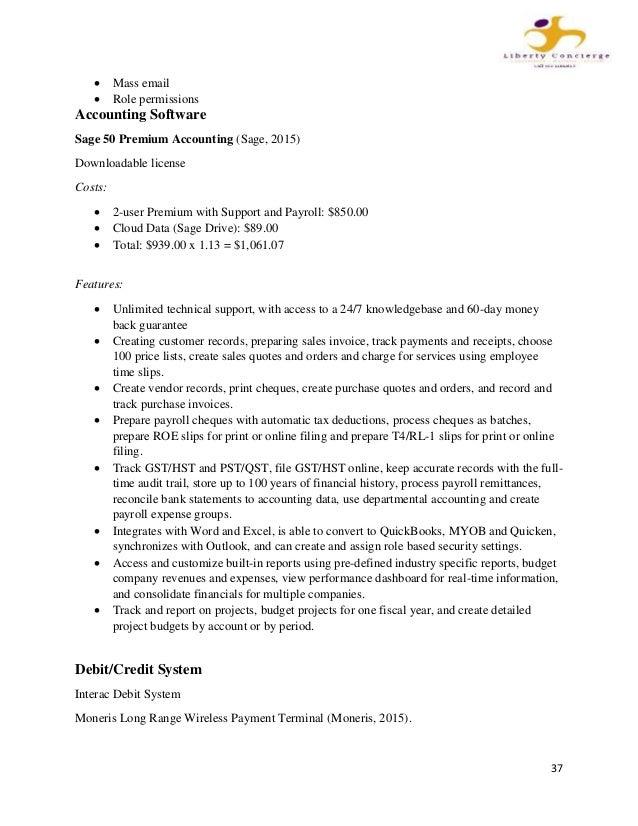 Business plan rough drafts
