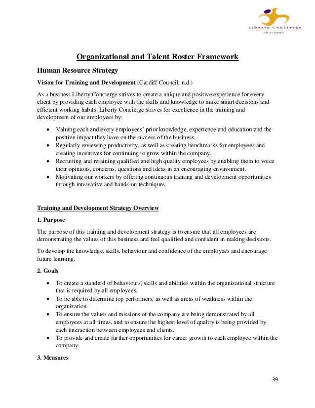 Business Plan Final Draft - Virtual assistant business plan template