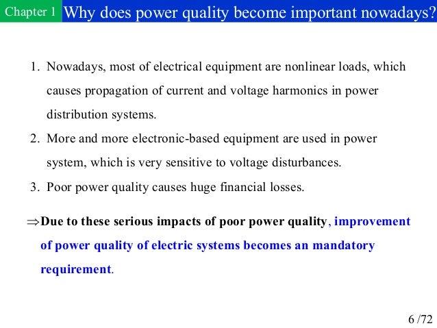 Power quality phd thesis