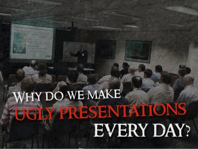 5 Fears of Making Awesome Slides Slide 2