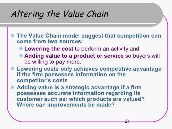 Alitalia value chain five forces swot