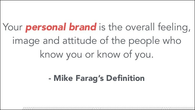 5 Foundations of a Great Personal Brand (For Faith Based Financial Ad…
