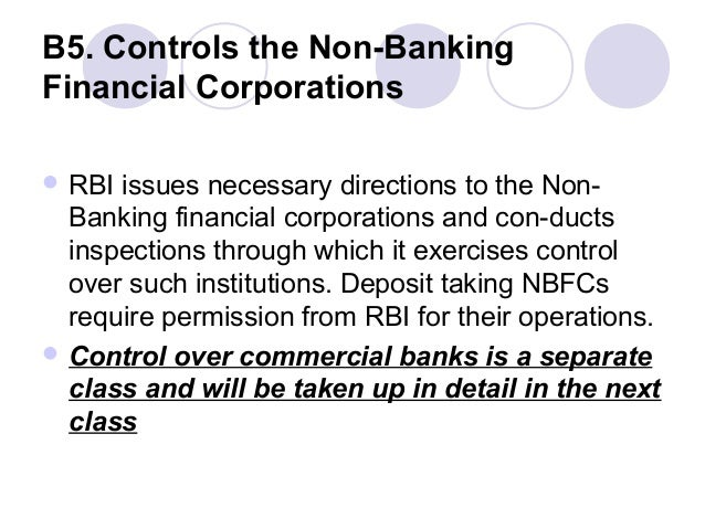 NBFC Compliances and Returns
