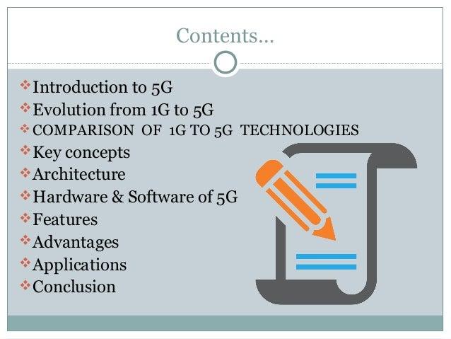5G technology-ppt