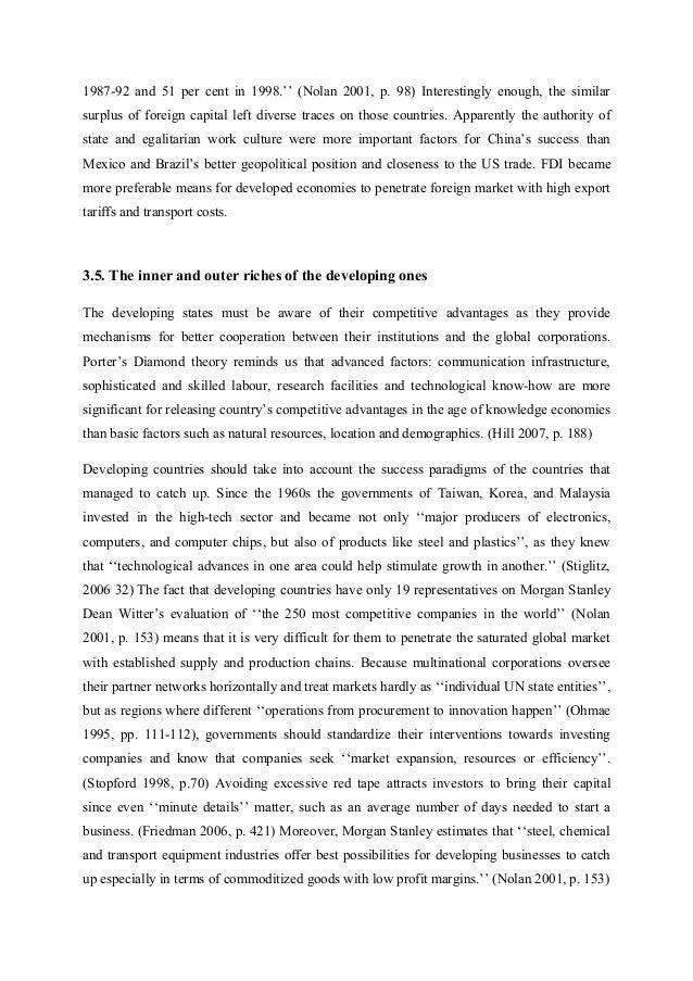 globalisation pdf notes