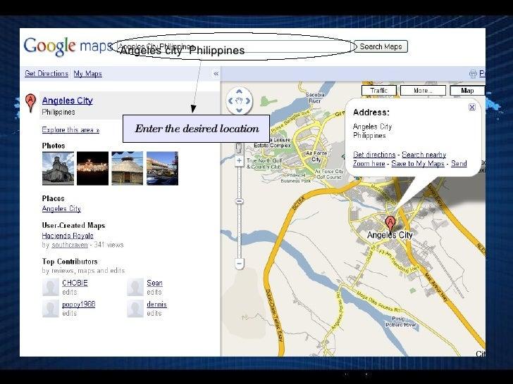 5 Google Maps
