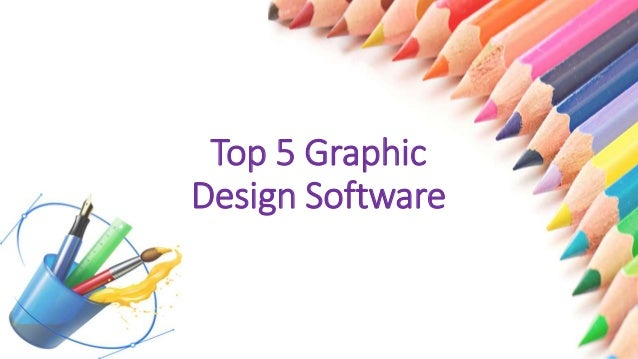 5 graphic design software Free graphic design programs