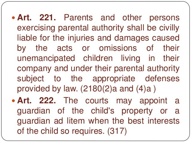parental authority Providing structure for your child: how to assert your parental authority what is structure when parents provide structure, it means they are asserting and establishing their parental authority and control in a responsible manner in order to encourage healthy growth and development of their children.
