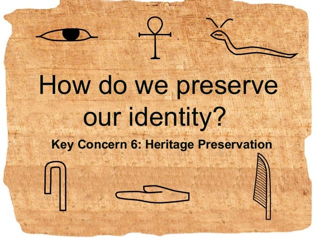 preservation of our rich heritage Preserving america's heritage • the preservation of this irreplaceable heritage is enjoy the rich heritage of our nation.