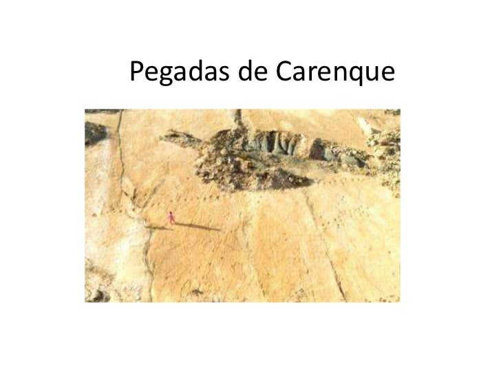 Pegadas de Carenque<br />