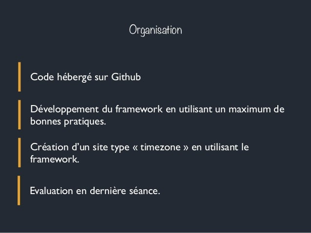 Architecture logicielle 5 hipsto framework for Architecture logicielle exemple