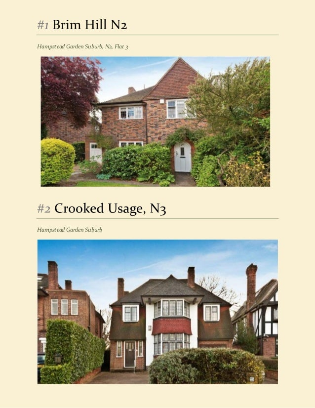 5 Best Houses For Sale In Hampstead London