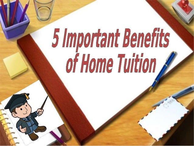 Tuition for pupils at home arranged by the local authority in special circumstances As well as To maintain the concentrati...