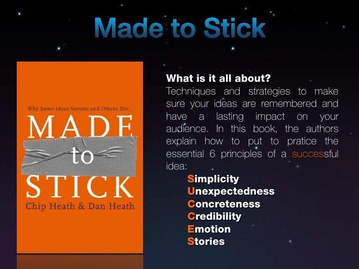 made to stick book pdf